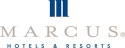 Logo - Marcus Hotels and Resorts